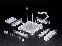 di:stage 拡張(エクステンション)セット02 クリアケースユニット (PVC&ABS製汎用ディスプレイベースオプション)