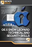 Advanced OS X Snow Leopard Technical – Security Training Course [Download]
