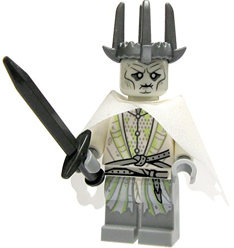 Lego The Hobbit - Witch King Minifigure (loose)