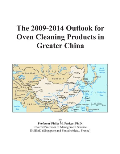 The 2009-2014 Outlook For Oven Cleaning Products In Greater China front-540848