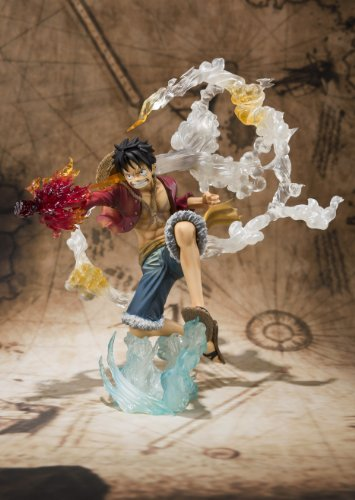 One Piece : Monkey D. Luffy Battle Ver. FiguartsZERO Figure