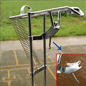 homemade ice fishing rod holders car interior design. Black Bedroom Furniture Sets. Home Design Ideas
