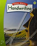 img - for Zaner-Bloser Handwriting 2016: Grade 6 Student Edition book / textbook / text book