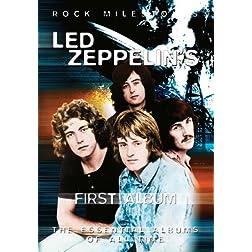 Led Zeppelin's First Album
