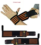 "Deluxe Wrist Wraps 13"" Long (1 Pair /..."