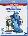 Monsters University (Blu-ray 3D + Blu...