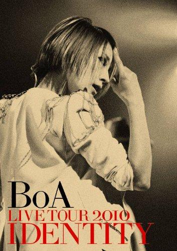 BoA LIVE TOUR 2010 IDENTITY [DVD]