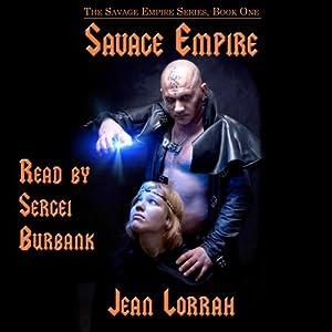 Savage Empire Audiobook