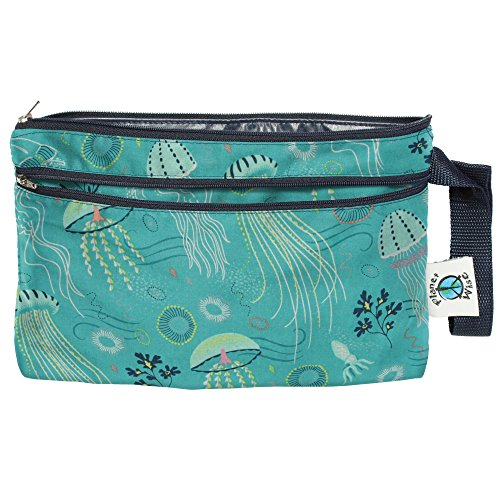 Planet Wise Wet/Dry Bag, Jelly Jubilee (Planet Wise Travel Wet Dry compare prices)