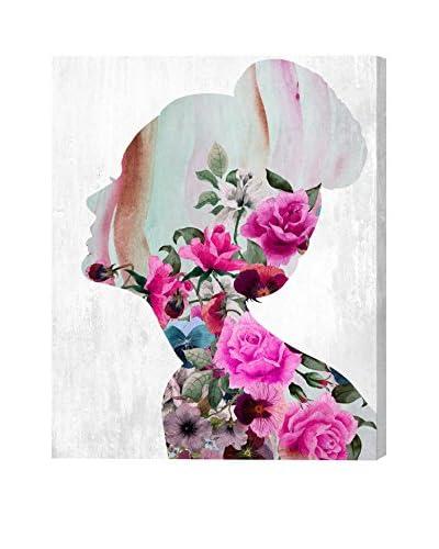 Oliver Gal Artist Co. Flower Built, Multi, 24 x 20