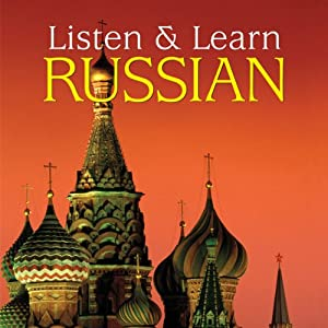 Listen & Learn Russian Audiobook