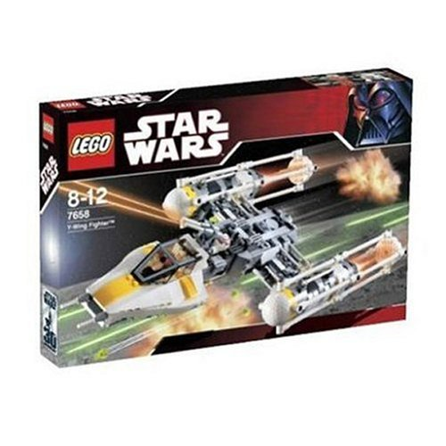 LEGO Star Wars 7658 - Y-wing Fighter