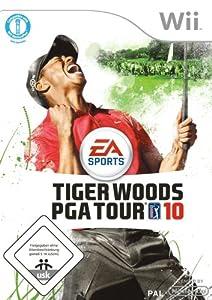 Tiger Woods PGA Tour 10 inkl. Nintendo Wii Motion Plus