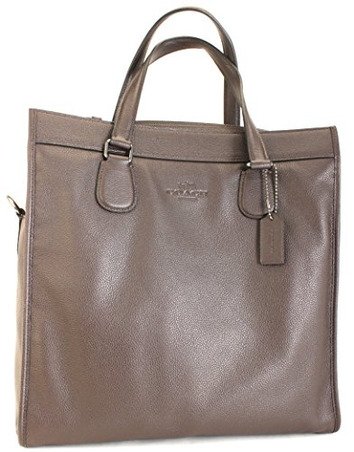 Coach RFB Smith Leather Travel Tote (Rfb Direct compare prices)