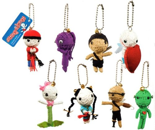 Toysmith String-a-longs String Figure with Ball Chain 1 per order - styles vary at Sears.com