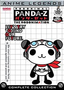 Panda-Z Anime Legends Complete Collection