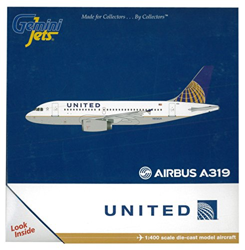 gemini-jets-gjual1389-united-airlines-airbus-a319-n836ua-1400-diecast-model