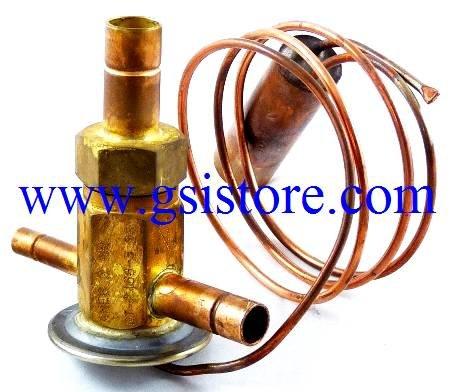 Trane VAL2946 3/8 x 1/2 R-22 2 Ton Angle TXV