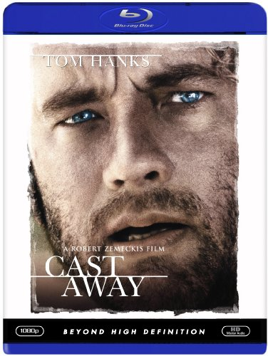 Cover art for  Cast Away [Blu-ray]