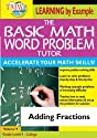 Basic Math Word Problms: Adding Fractions [DVD]<br>$450.00