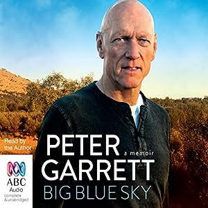 Big Blue Sky Audiobook