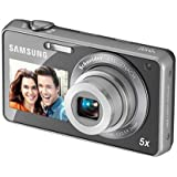 Samsung EC-ST700 Digital Camera with 16 MP, 5x Optical Zoom and Touchscreen (Silver)