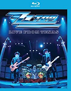 ZZ Top: Live from Texas [Blu-ray] (Sous-titres français)