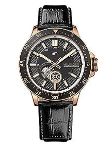 Tommy Hilfiger 1791057 Brooks Mens Automatic Watch