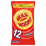 Original Hula Hoops 12 x 24g