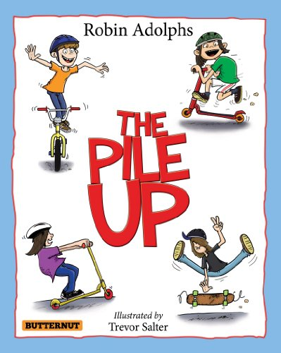 The Pile Up by Robin Adolphs ebook deal