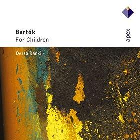 "Bart�k : Gyermekeknek [For Children] Sz42 : Volume 2 I ""One ought to go to Debrecen"""