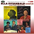 Three Classic Albums Plus (Like Someone In Love / Hello Love / Ella Swings Brightly With Nelson)
