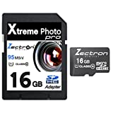 16GB Micro SDHC Class 10 Memory CARD FOR Fujifilm FinePix JV150 Digital Camera SD Secure Digital Card
