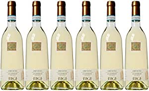 Bigi Orvieto Classico Amabile Umbria 2014 75 cl (Case of 6)