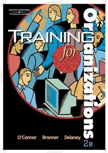 Training for Organizations