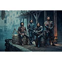 Musketeers, The: Season 3 [Blu-ray]