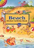Beach Sticker Activity Book (Dover Little Activity Books Stickers)