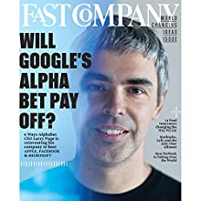 Audible Fast Company, April 2016 Periodical by Fast Company Narrated by Ken Borgers