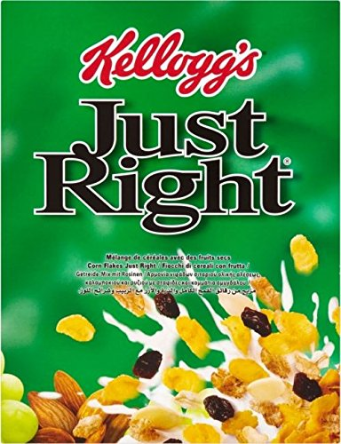 Kellogg'S Just Right (500G)