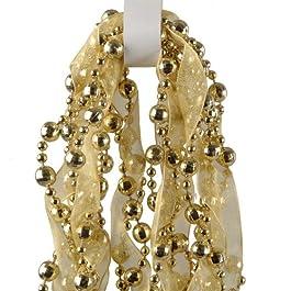 Ghirlanda di perla June Oro