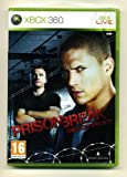 Prison Break: The Conspiracy XBox 360 Game Euro covers English game