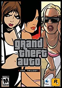 Grand Theft Auto Trilogy - Standard Edition