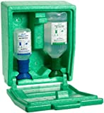 Bel-Art, Scienceware, 248805003, Eyewash-.2liter ph-Neutral+.9%Saline Covered Station