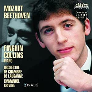 Mozart W A/ Beethoven L : Mozart-Beethoven - Concours Clara Haskil