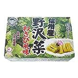 穂高観光 野沢菜わさび風味 180g