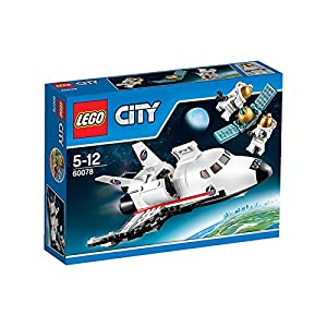 LEGO 60078 City Space Port Utility Shuttle