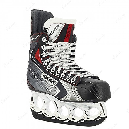 BAUER Vapor X60 Eishockey Schlittschuhe mit t´blade Kufe - Größe 7 (EU 42)