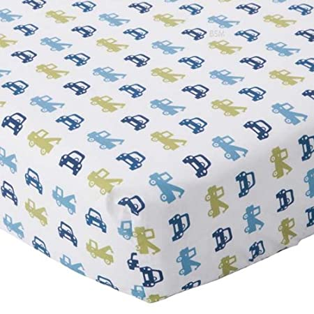 Lambs And Ivy Little Traveler Crib Bedding And Decor