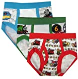 Thomas the Tank Engine and Friends 3 pack Toddler Boys Briefs for boys