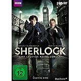 """Sherlock - Staffel 1 [2 DVDs]von """"Benedict Cumberbatch"""""""